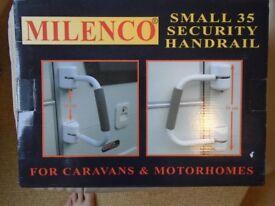MILLENCO SECURITY DOOR LOCK