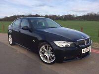 2007 BMW 3 Series 3.0 330i M Sport 4dr AUTOMATIC, SAT NAV, FSH