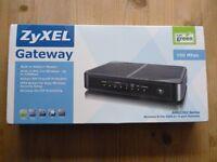 ZyXel Gateway router