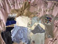0/3 baby boy clothes bundles