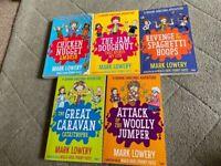 Mark Lowery Books