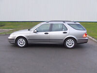 Saab 9-5 2005 Rear Passenger Door
