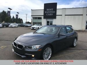 2015 BMW 328I xDrive LUXURY | NAVIGATION | MOCHA LTHR
