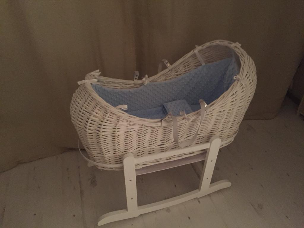 Baby's crib Noah Pod and rocking stand