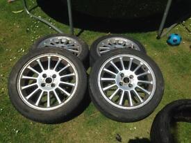 ford st 170/200 alloys