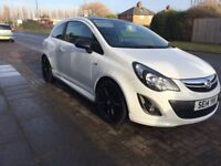 Vauxhall Corsa Limited Edition 1.2L 14 Plate