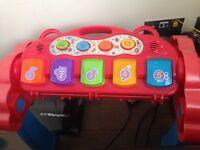 Baby piano/ keyboard