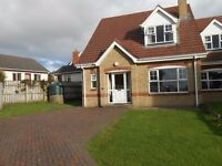STUDENT LET for 5 students - 15 Burnside Mews, Portstewart