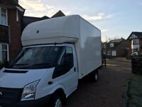 24/7 MAN & VAN SERVICE,HOUSE & FLAT REMOVALS,RUBBISH REMOVAL,DELIVERY & COLLECTION SERVICE