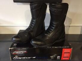 Motorcycle boots rst raptor size 11 new