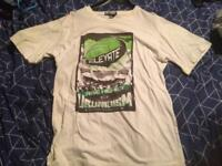For sale 5 new t-shirt size X L never been worn