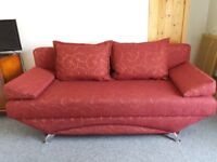 Pull out sofa/bed