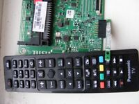 Power boards AV boards from Panasonic TX40c300b LCD with sensor and remote