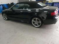 Audi A5 Sline. HDD MMI Sat Nav. Telephone prep. Fully loaded