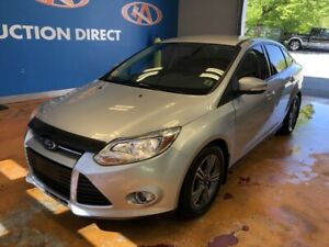 2014 Ford Focus SE POWER GROUP/ HEATED SEATS/ ALLOYS/ BLUETOOTH