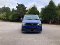VW Tranporter T5 LWB 2litre 6speed day van