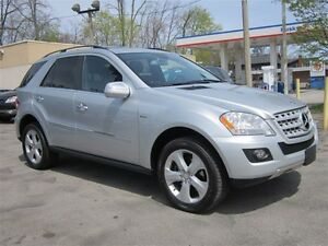 2010 Mercedes-Benz M-Class ML350 BlueTEC DIESEL/4MATIC/NAVIGATIO