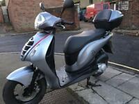 Honda PS 125 2012 in good condition for sale £1250 no offers .
