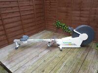 Tunturi R701 Air group rowing machine.