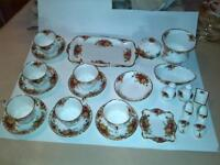 Royal Albert Bone China Selection