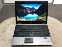HP Probook Laptop 6450b/14 inch Intel i5 M450 2.67GHz/4gb Ram/320gb HD/Win10 /ref:A4