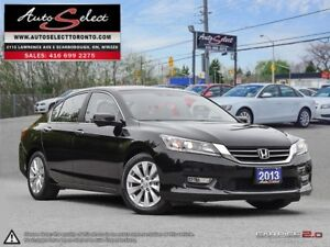 2013 Honda Accord ONLY 94K! **EX-L MODEL**SUNROOF**LEATHER**H...