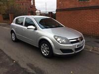 2006 VAUXHALL ASTRA 1.6 CLUB AUTOMATIC