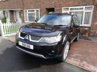Mitsubishi Outlander Elegance, Low Mileage, FSH, Petrol, Automatic, 1 Family Owned from New