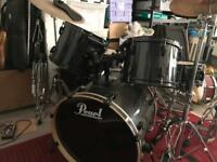 Pearl EX Export Drum Kit