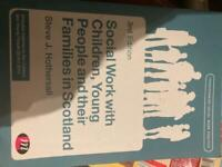 Book on social work (SOLD)