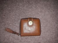 Authentic tan mulberry purse