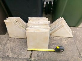 Ceramic Floor tiles - Free to collector