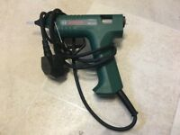 Bosch hot glue gun
