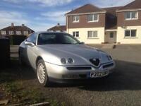 Alfa Romeo gtv 2l ts 16v P reg 1996 phase 1