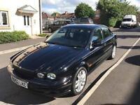 Jaguar Xtype 2.1 petrol
