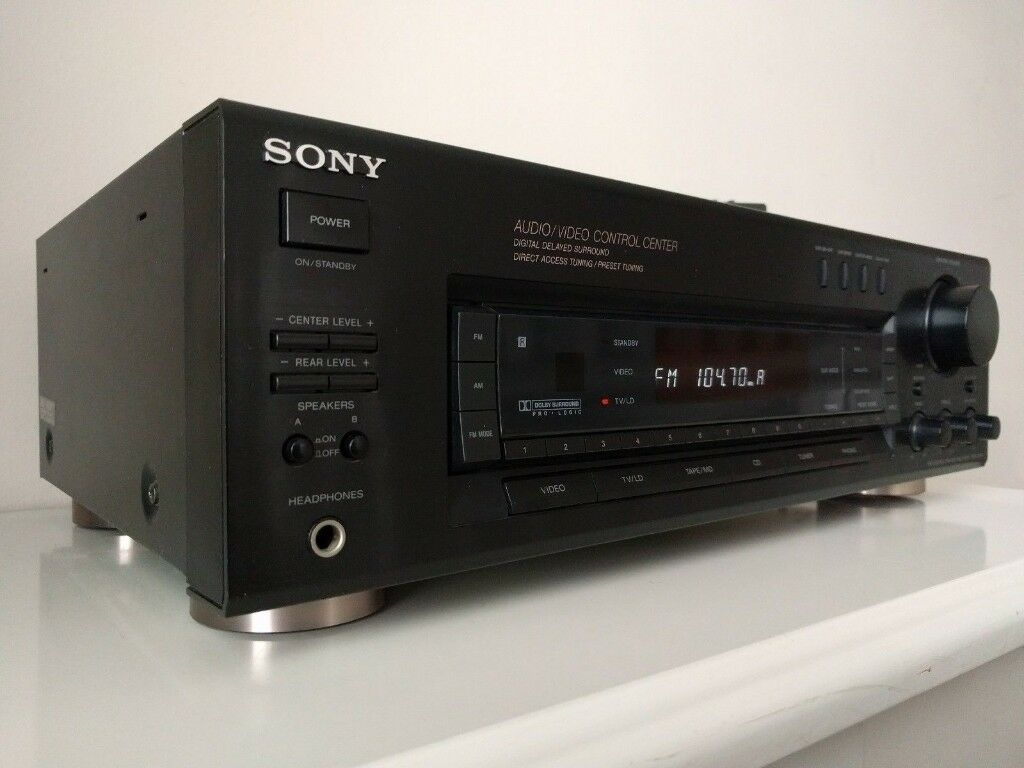 Sony Str D515 Fm Stero Am Receiver In Coventry West