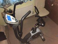 Exercise bike - Smart Bike BC7220G in good working order