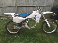 Yamaha YZ250 (NO ENGINE)