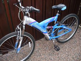 Venus Reebok Bicycle