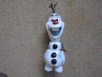"""Disney Frozen Talking Olaf - 14"""""""