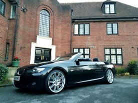 BMW 330D Convertible Auto FBMWSH 3 Previous Owners 100k miles
