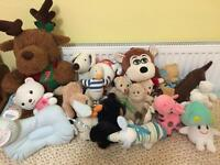 baby soft toy bundle