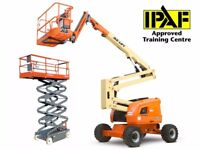 IPAF 3a (Scissor Lift) & 3b (Cherry Picker) Training in HULL - 2017 & 2018!