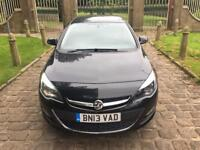 2013 vauxhall astra exclusive 1.7 cdti s/s