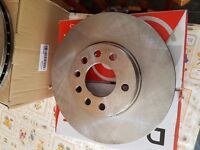 vauxhall astra brake discs unused
