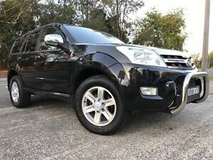 MY11 2010 Great Wall X240 Sports Luxury LOW KS LONG REGO 2 Keys Sutherland Sutherland Area Preview