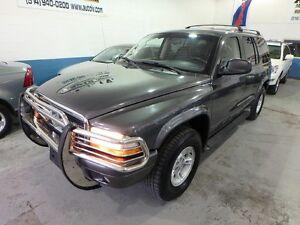 2002 Dodge Durango SLT 7PAS*A/C*AUTO*V8*REMORQ