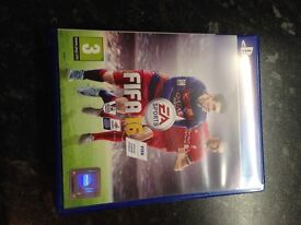 PS4 Fifa 16 game
