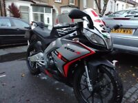 Aprilia RS4 125 2015 Low Mileage ONE OWNER