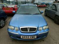 Rover 45 Year 2002 For Sale